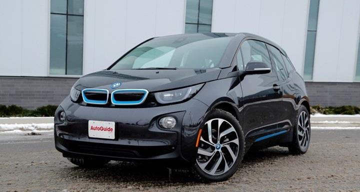 Source: Autoguide.com, 2016 BMW i3, The BMW I3, Electric Cars, Hatchback Cars, German Cars