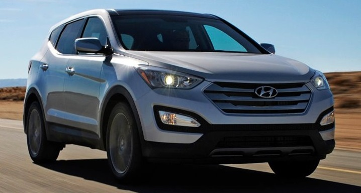 Hyundai Santa Fe, 2017 Hyundai Santa Fe, Hyundai, Japanese cars, SUVs, Best SUVs,