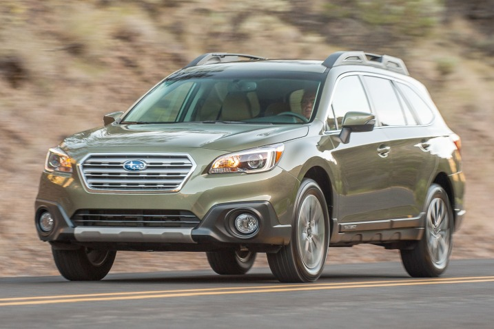 2016 SUbaru Outback, 2016 Best Famly Cars, Subaru Outback, 2016 Best Cars