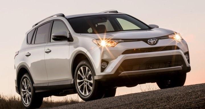 Toyota Rav-4, 2016 Toyota Rav-4, Toyota, Japanese Cars, SUVs, 2016 Best SUVs, SUVs Under $25000