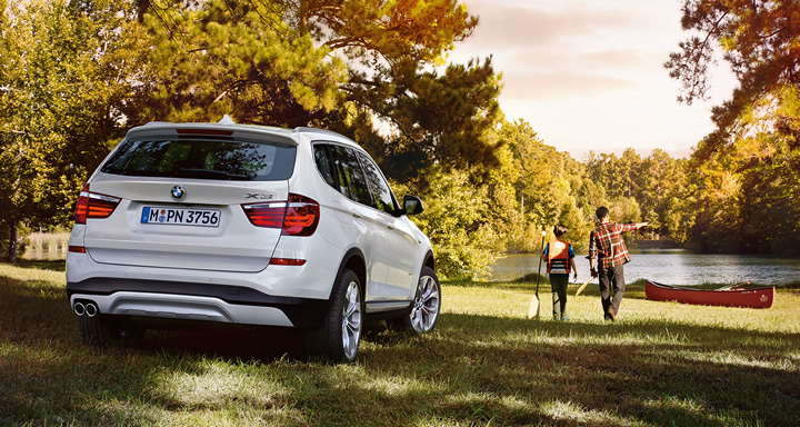 BMW, 2016 BMW X3 xDrive28d, SUV, Japanese Cars