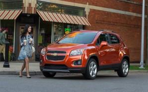 Chevrolet, 2016 Chevrolet Trax, 2016 cars, SUV, American Cars, Fuel Efficient SUVs , Crossover, SUV