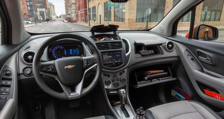 Featured Image: Chevrolet.com, 2016 Chevrolet Trax, 2016 cars, SUV, American Cars, fuel-efficient SUVs