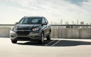 Honda, 2016 Honda HR-V, SUV, Japanese Cars, 2016 Fuel Efficient SUVs, 2016 Best SUVs, Crossover, 2016 Best Family Cars, Family Cars, Family SUVs