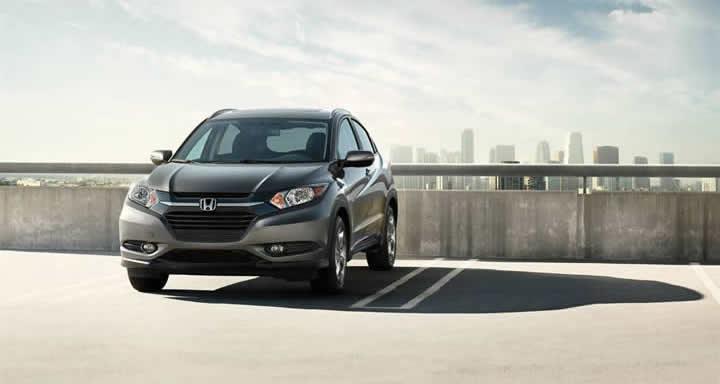 Honda, 2016 Honda HR-V, SUV, Japanese Cars, 2016 Fuel Efficient SUVs, 2016 Best SUVs, Crossover, 2016 Best Family Cars, Family Cars, Family SUVs
