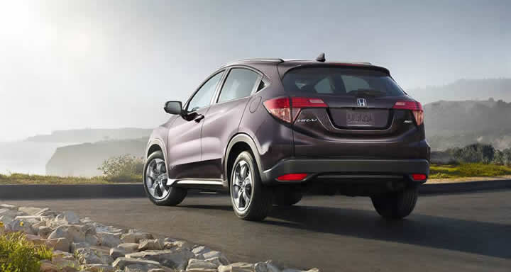 Honda, 2016 Honda HR-V, SUV, Japanese Cars, fuel-efficient SUVs