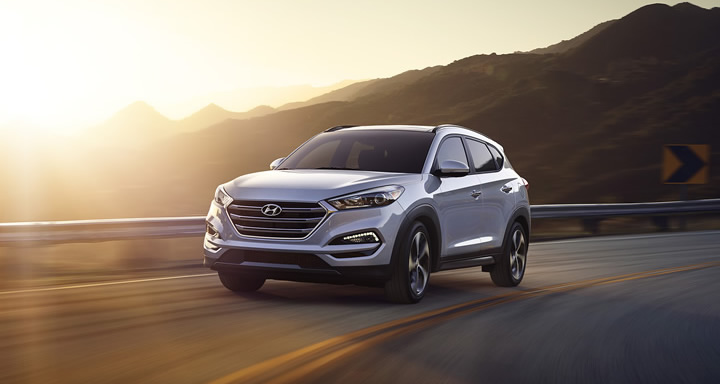 Hyundai, 2016 Hyundai Tuscon Eco, 2016 cars, SUV, South Korean Cars