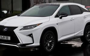 Lexus, 2016 Lexus RX 450h, SUV, Japanese Cars, 2016 Fuel Efficient SUVs, Crossover, Fuel Efficient Cars