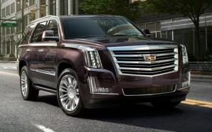 Cadillac, Cadillac SUVs, 2016 Cadillac Escalade