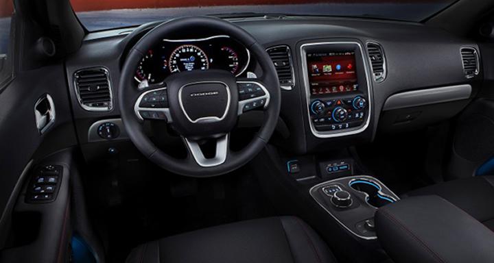 2016 Dodge Durango, Dodge, SUV, American Cars, Family Cars, Family SUVs, 3 Row Vehicles, 7 passenger family SUVs