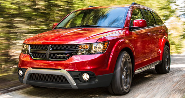 2016 Dodge Journey, Dodge, SUV, American Cars, Family Cars, Family SUVs, SUV, 3 Row Vehicle,