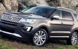 2016 Ford Explorer, Ford, SUV, American Cars, Family SUV, Family Cars, 3 Row Vehicles