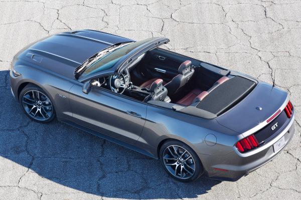 2016_ford_mustang_convertible_gt-premium_rq_oem_1_600 Ford Mustang, 2016 Ford Mustang, American Cars, Ford