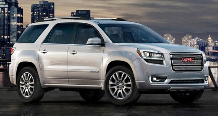 2016 GMC Acadia, GMC, SUV, American Cars