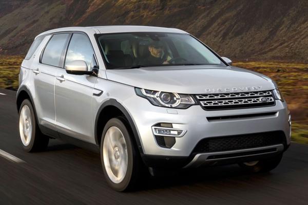 Land Rover, Land Rover SUVs, 2016 Land Rover Discovery Sport