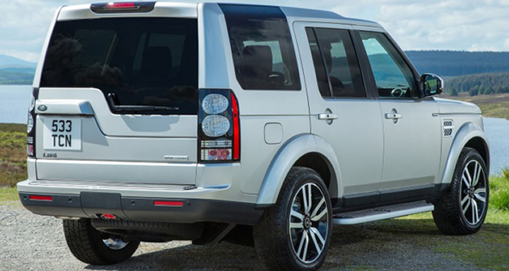2016_land-rover_lr4_4dr-suv_hse-lux_rq_oem_1_717, Land Rover LR4, Range Rover, Land Rover, British Cars, SUV, Family Cars, Family SUVs, 3 Row Vehicle