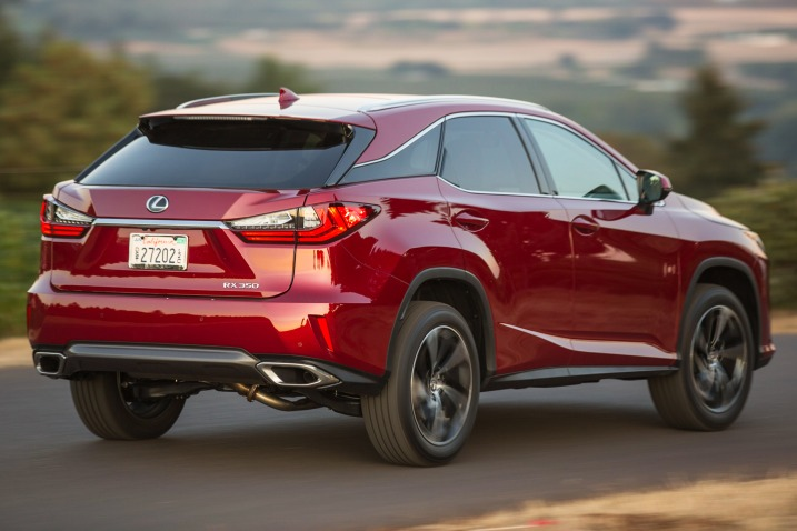 Lexus, Lexus RX 350, 2016 Lexus RX 350, Luxury SUVs, 2016 Best SUVs, Japanese Cars