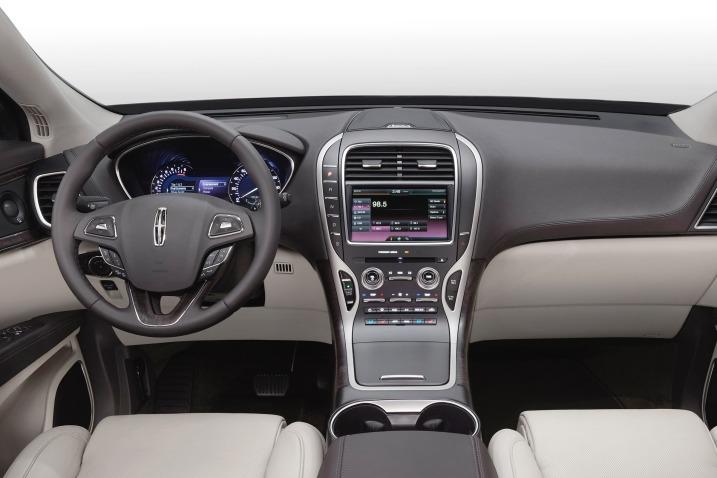 Lincoln, Lincoln SUVs, 2016 Lincoln MKX, Luxury SUVs, 2016 Best SUVs, American Cars