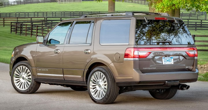2016 Lincoln Navigator, Lincoln, SUV, American Cars, Family Cars, Family SUVs, 3 Row Vehicles
