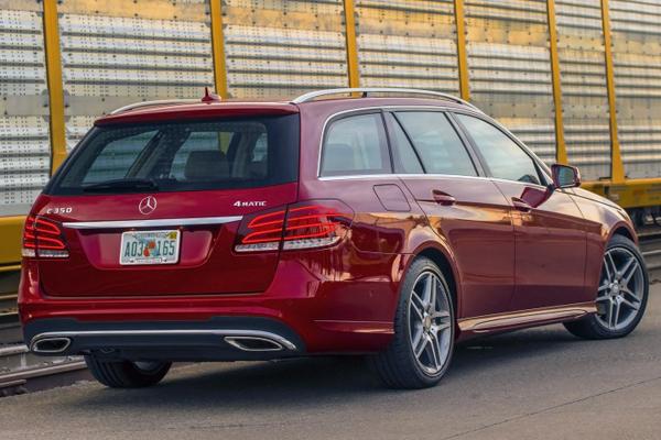 Source: edmunds.com, Mercedes Benz E Class Wagon, Station Wagon