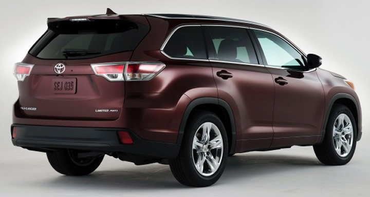 2016 Toyota Highlander, Toyota, SUV, Japanese Cars, Family Cars, Family SUVs, 3 Row Vehicles
