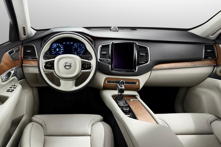 Volvo, Volvo SUVs, 2016 Volvo XC90, Luxury SUVs, Scandinavian Cars