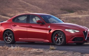 2016 Alfa Giulia Quadrifoglio, Alfa Giulia, Sports Cars, IItalian Cars, 4-Door Sports Cars, 2016 Sports Cars, Performance Cars