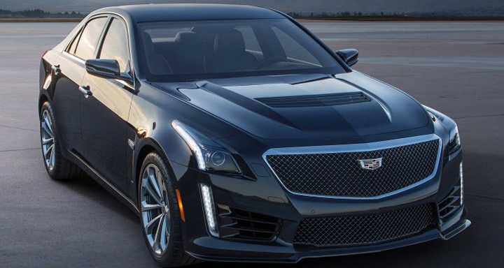 2016 Cadillac CTS-V Sedan, Cadillac, Sedan, Sports Cars, US Cars, American Cars, 4-Door Sports Cars, Performance Cars