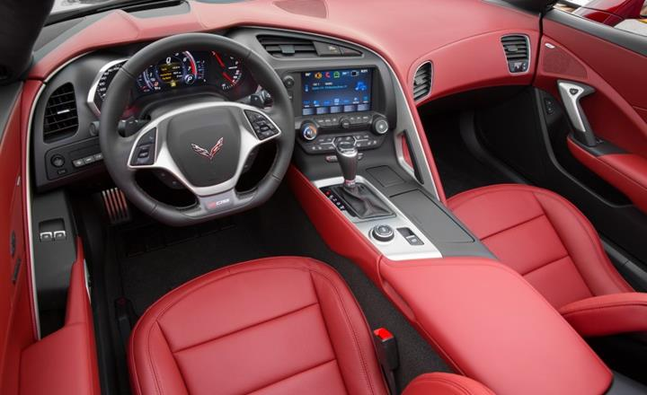 Featured Image: Caranddriver.com, 2016 , 2016 Chevrolet Corvette Stingray, 2016 Summer Vaction Cars, Best Cars for Raod Trips, American Cars