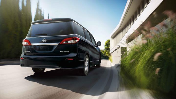 Source: Nissanusa.com, 2016 Nissan Quest SV, 2016 Fuel Efficient Minivans, 2016 Best Station Wagon, Japanese Vehicles