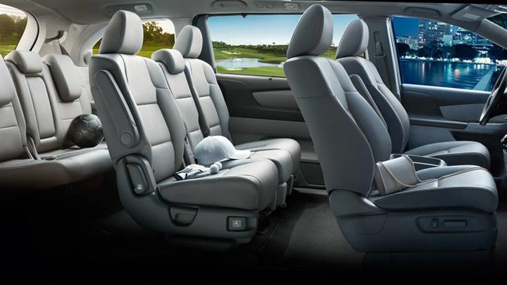 Source: Honda.com, 2016 Honda Odyssey, 2016 Minivans, 2016 Station Wagons,Japanese Cars
