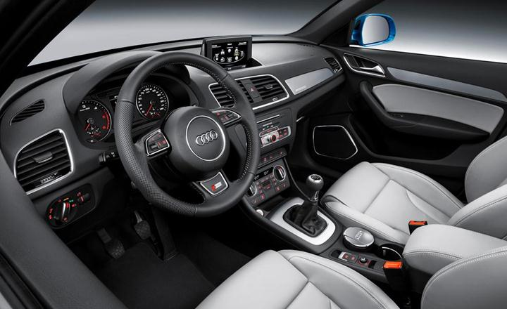 Source: Caranddriver.ca, 2016 Audi Q3, Fuel Efficient SUV, 2016 Affordable SUV, 2016 BEst SUV, German Cars