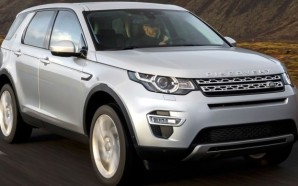 2016 Discovery Sport