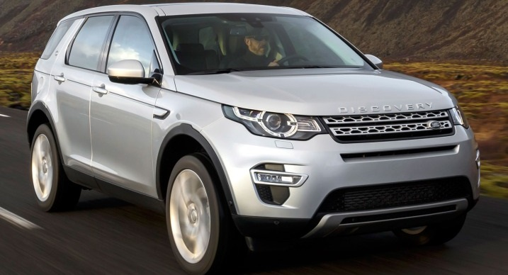 Land Rover, Land Rover Discovery Sport, Luxury SUVs, American Cars, SUVs, 2016 Best SUVs