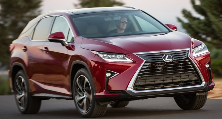 Japanese Cars, Lexus, 2016 Lexus RX 350, Luxury SUVs, Best SUVs 2016, Luxury Cars, Fuel Efficient Cars