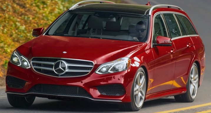 Mercedes-Benz E-Class Wagon, 2016 Mercedes-Benz E-Class Wagon, Mercedes-Benz, German Cars, Station Wagon, Luxury Cars, 2016 Best Station Wagons