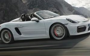 2016 Porsche 718-Boxster