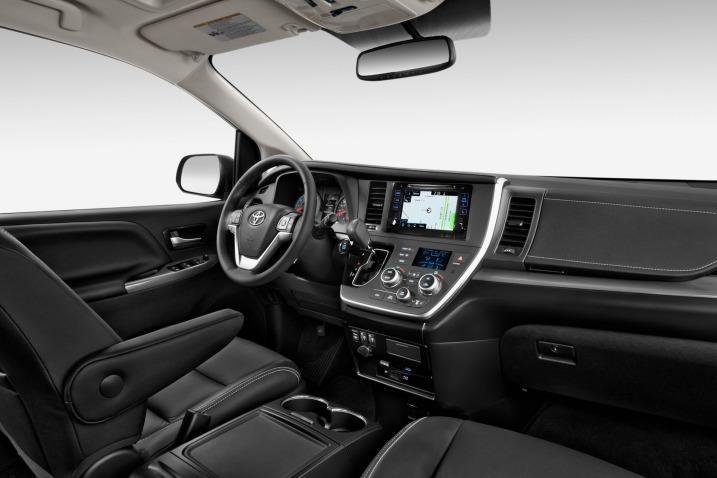 Source: Edmunds.com, 2016 Toyota Sienna, 2016 Best Minivans, Fuel Efficient, Japanese Cars