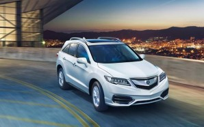 Source: Acura.com, 2016 Acura RDX, 2016 Fuel Efficient SUVS, 2016 Affordable SUVs, Acura RDX, Japanese Cars