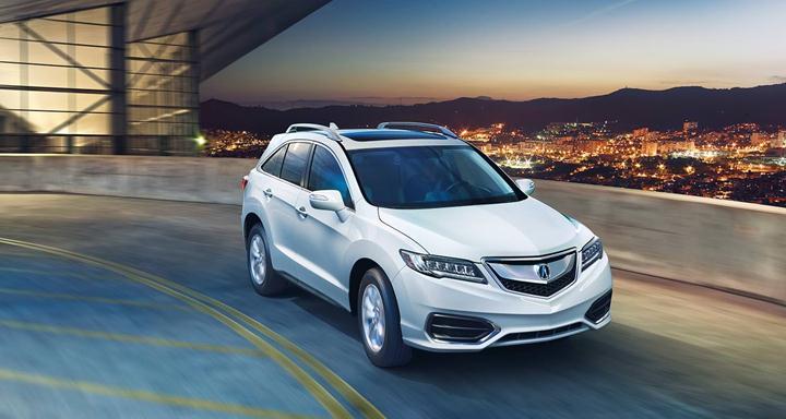 Source: Acura.com, 2016 Acura RDX, 2016 Fuel Efficient SUVS, 2016 Affordable SUVs, Acura RDX, Japanese Cars
