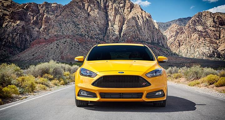 Source: Ford.com, 2016 Ford Focus Sedan