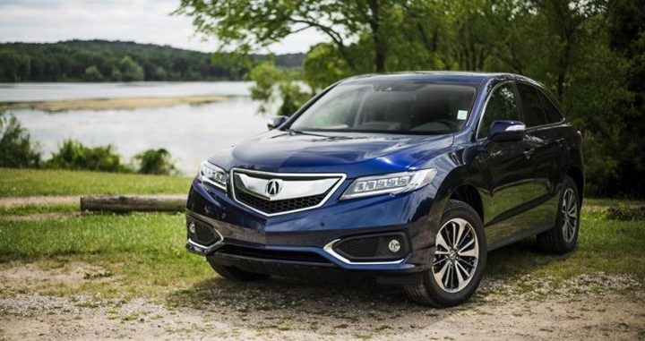 Featured Image: Caranddriver.com, 2016 Acura RDX, Luxury Cars, Acura, Luxury Cars Under $35000
