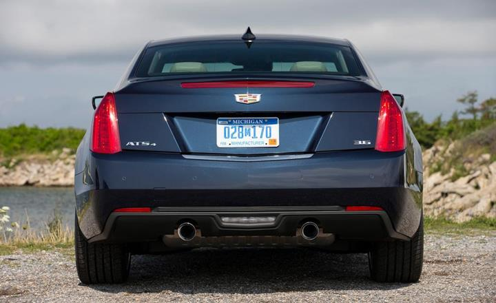 Featured Image: Caranddriver.com , 2016 Cadillac ATS, American Cars, Luxury Cars, Luxury Cars Under $35000