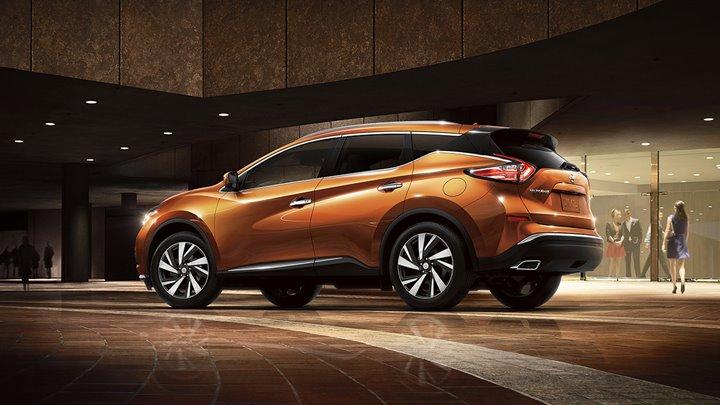 2016 Nissan Murano, Nissan, Japanese Cars, Crossovers, SUV, Family SUVs, Family Cars