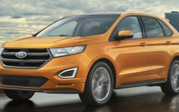 2016 Ford Edge, Ford, American Cars, SUV, Family SUV, Fuel Efficient SUV
