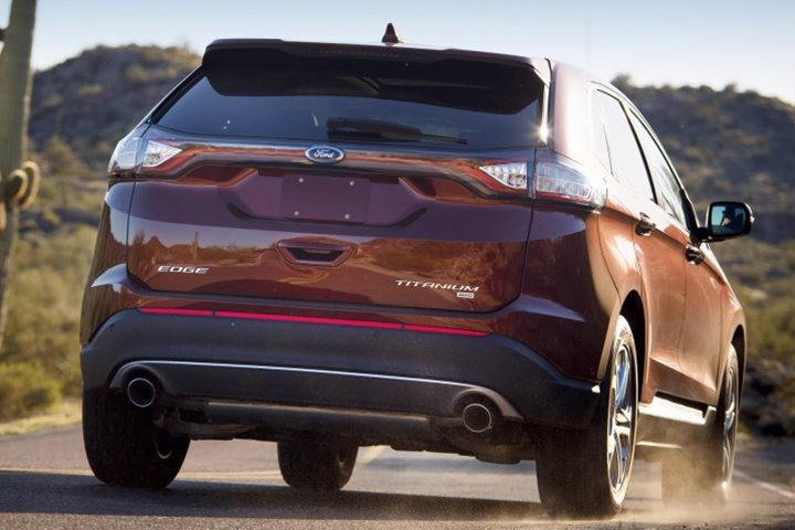 2016 Ford Edge, Ford, American Cars, SUV, Family SUVs, Family Cars,