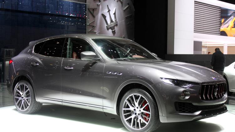 2017 Maserati Levante, Maserati, Italian Cars, Performance Cars, Luxury SUVs, Geneva Motor Show, European Car Shows