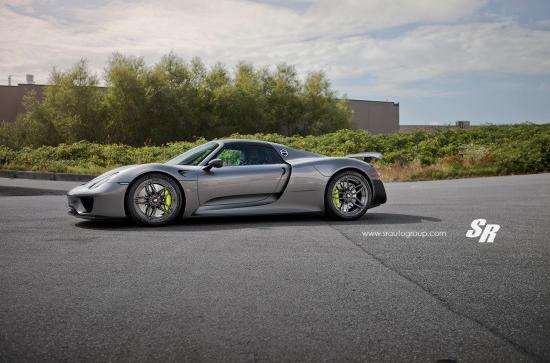 Porsche 918 Spyder, Hybrid Sports Car, Exotic Cars, Porsche