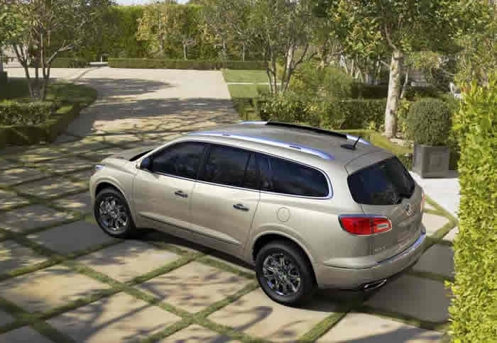 2017 Buick Enclave, Buick Enclave, Buick, 2017 SUVs, 2017 Best SUVs, SUV, Family SUV
