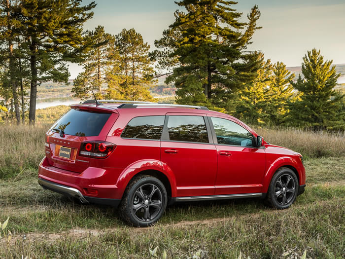 2017 Dodge Journey, Dodge Journey, Dodge, 2017 SUVs, 2017 Best SUVs, SUV, Family SUV